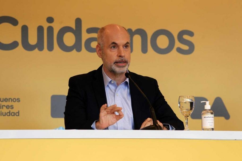 """Rodríguez Larreta pide """"diálogo"""" pero judicializa la educación - NorteOnline"""